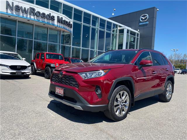 2019 Toyota RAV4 Limited (Stk: 14710) in Newmarket - Image 1 of 22