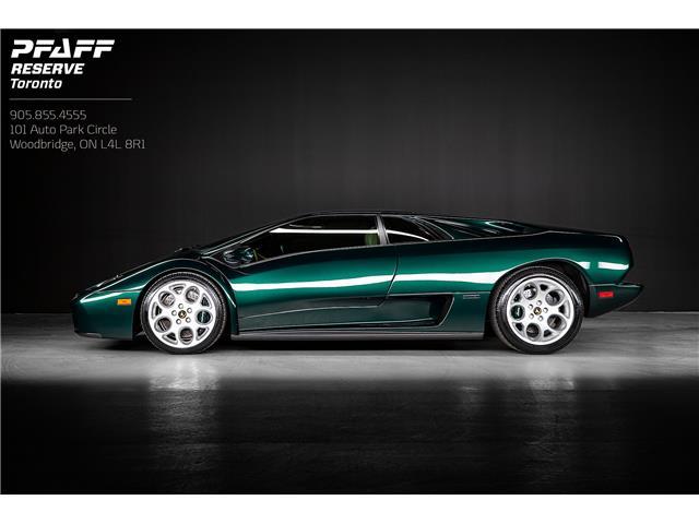 2001 Lamborghini Diablo Coupe (Stk: MU2603) in Woodbridge - Image 1 of 26