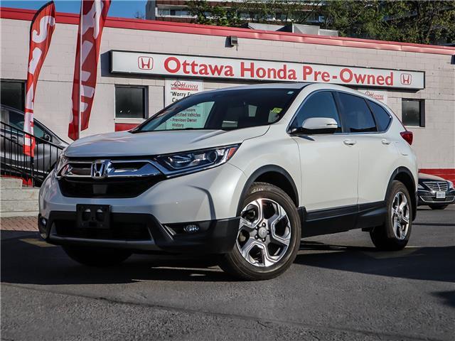 2019 Honda CR-V EX (Stk: H90260) in Ottawa - Image 1 of 30