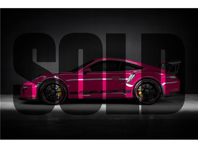 2016 Porsche 911 GT3 RS (Stk: ) in Woodbridge - Image 1 of 19