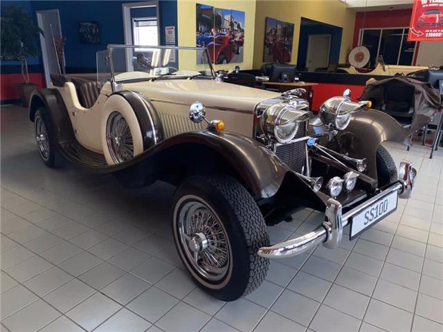 1937 Jaguar SS100  (Stk: 14980) in SASKATOON - Image 1 of 9
