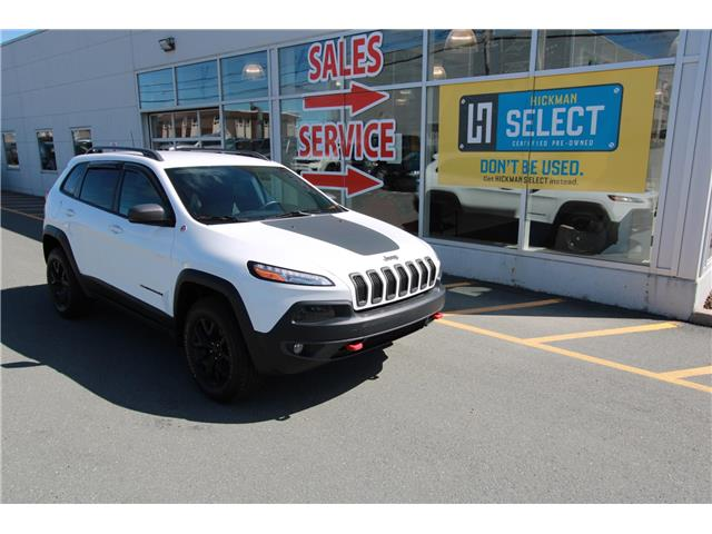 2018 Jeep Cherokee Trailhawk (Stk: PW1411) in St. John\'s - Image 1 of 22