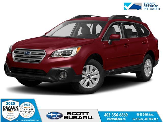2016 Subaru Outback 2.5i Touring Package (Stk: 42192U) in Red Deer - Image 1 of 10