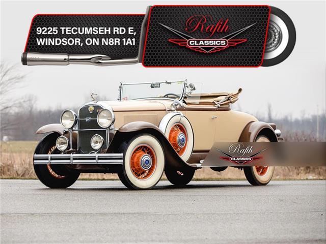 1931 Buick Buick Series 90 Sport Roadster  (Stk: ) in Windsor - Image 1 of 18