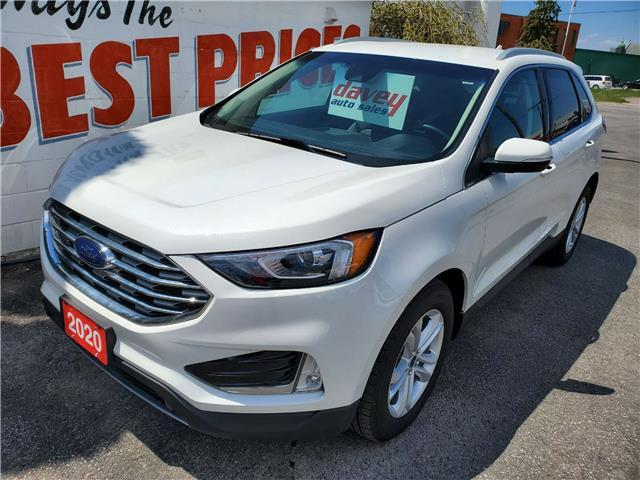 2020 Ford Edge SEL (Stk: 21-040) in Oshawa - Image 1 of 15