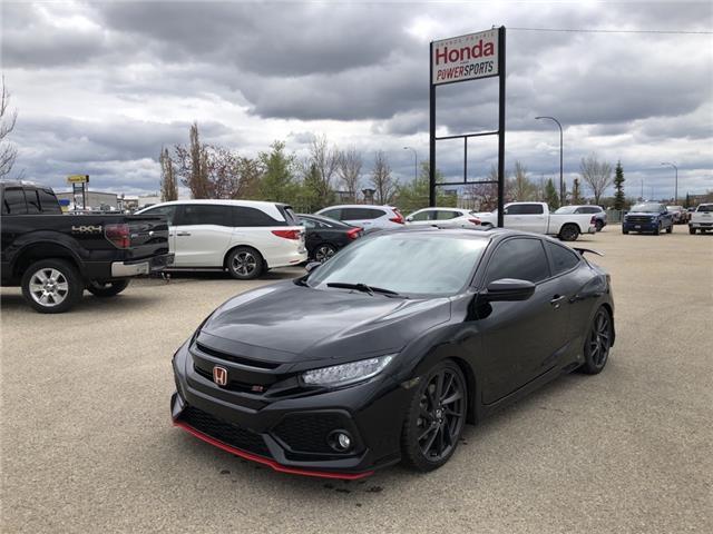 2018 Honda Civic Si (Stk: P21-072) in Grande Prairie - Image 1 of 27