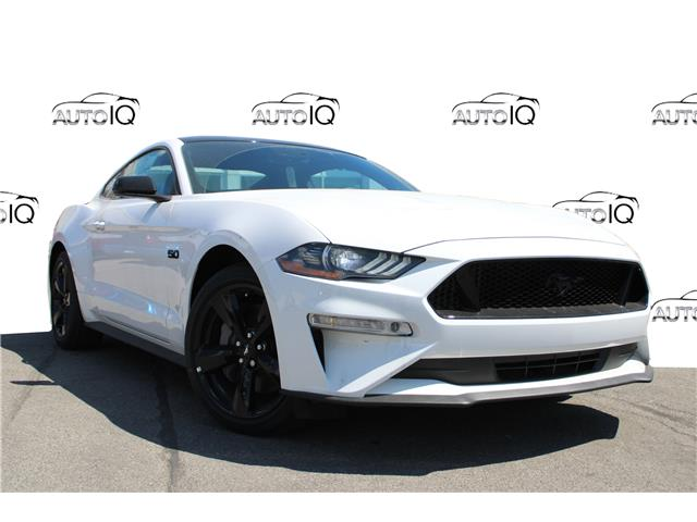2021 Ford Mustang GT White