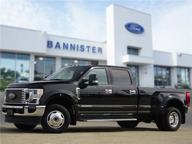 2020 Ford F-350 Lariat (Stk: T210104A) in Dawson Creek - Image 1 of 23