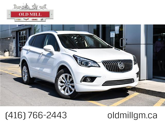 2017 Buick Envision Essence (Stk: 161155U) in Toronto - Image 1 of 24