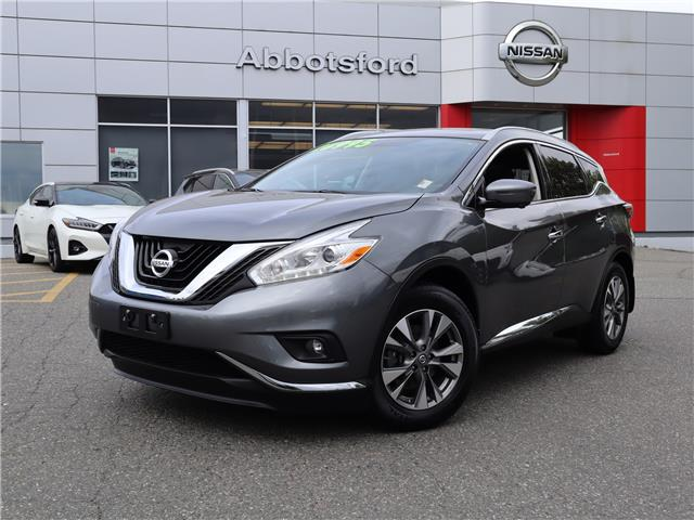 2017 Nissan Murano SL (Stk: A20022A) in Abbotsford - Image 1 of 30