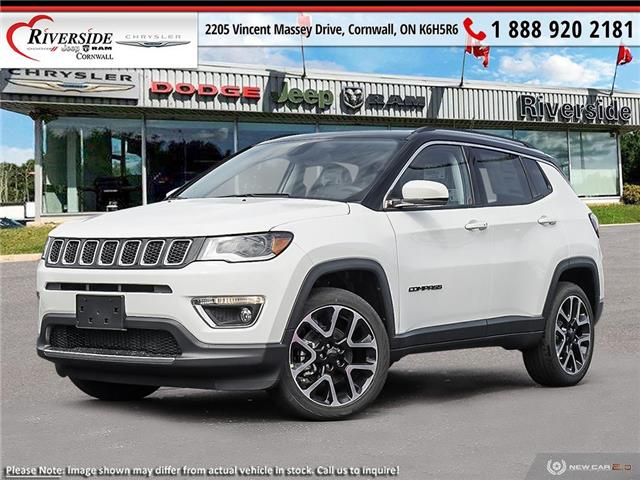 2021 Jeep Compass Limited (Stk: N21100) in Cornwall - Image 1 of 22