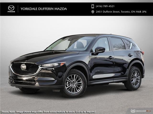 2021 Mazda CX-5 GS (Stk: 21844) in Toronto - Image 1 of 23