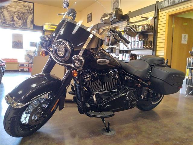 2021 Harley-Davidson FLHCS - Heritage Classic 114  (Stk: 2021FLHCS7224) in Yorkton - Image 1 of 2