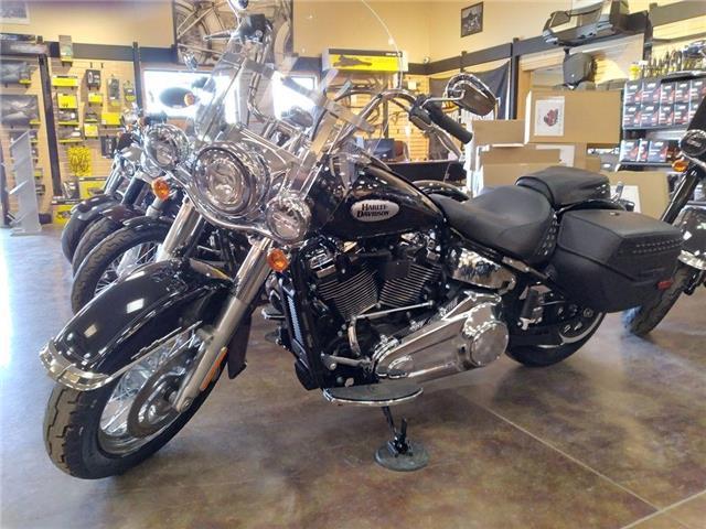 2021 Harley-Davidson FLHC - Heritage Classic  (Stk: 2021FLHC7333) in Yorkton - Image 1 of 2