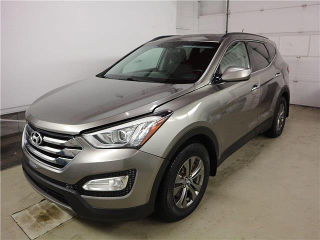 2014 Hyundai Santa Fe Sport  (Stk: l0738a) in Québec - Image 1 of 27