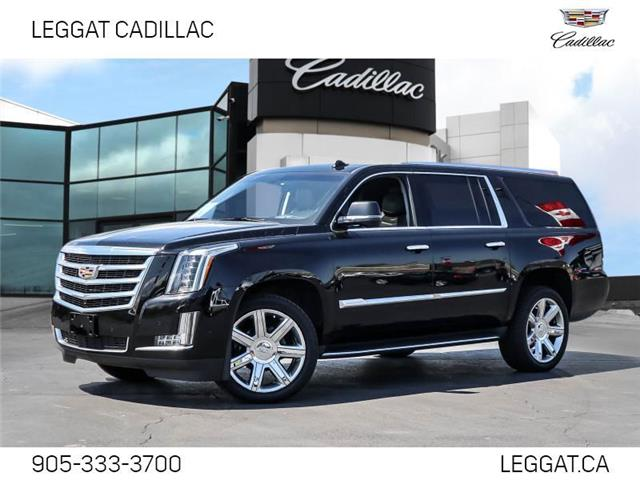 2018 Cadillac Escalade ESV Luxury (Stk: 6303D) in Burlington - Image 1 of 28