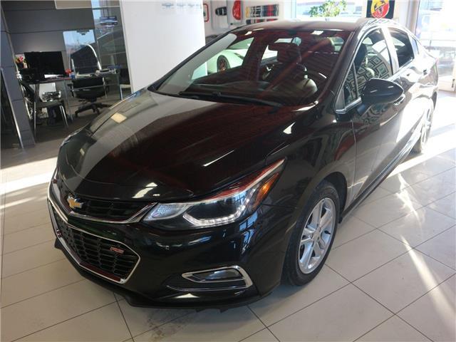 2017 Chevrolet Cruze LT Auto 1G1BE5SM3H7168587 M0173B in Québec