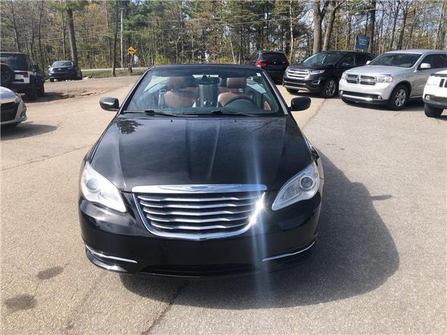 2011 Chrysler 200  (Stk: ) in Rawdon - Image 1 of 8