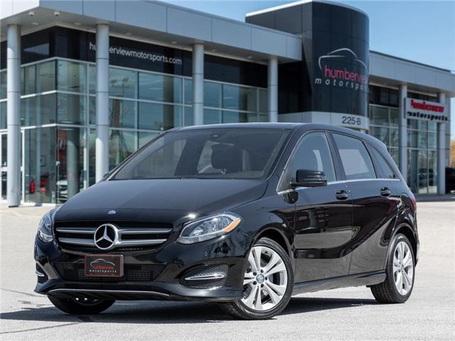 2017 Mercedes-Benz B-Class Sports Tourer (Stk: 21HMS479) in Mississauga - Image 1 of 22