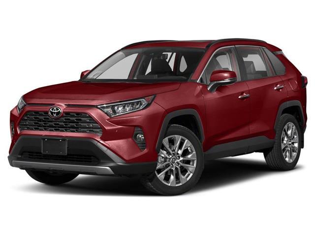 2021 Toyota RAV4 Limited (Stk: 2193) in Dawson Creek - Image 1 of 9