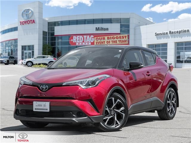2019 Toyota C-HR Base (Stk: 068640) in Milton - Image 1 of 21