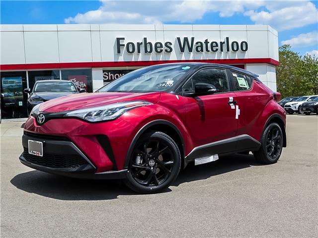 2021 Toyota C-HR  (Stk: 15389) in Waterloo - Image 1 of 20