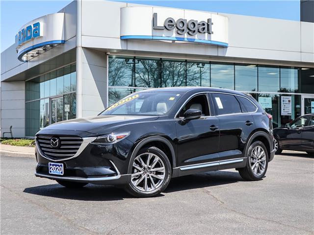 2020 Mazda CX-9 Signature (Stk: 212161A) in Burlington - Image 1 of 30