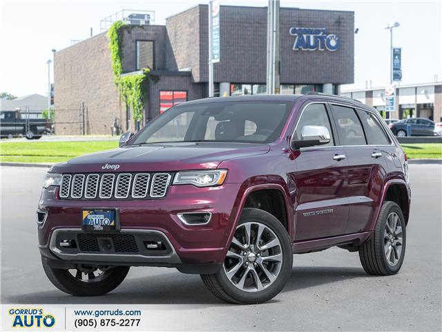 2018 Jeep Grand Cherokee Overland (Stk: 323411) in Milton - Image 1 of 23