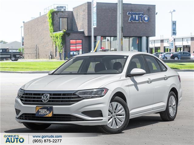 2019 Volkswagen Jetta 1.4 TSI Comfortline (Stk: 054831) in Milton - Image 1 of 19