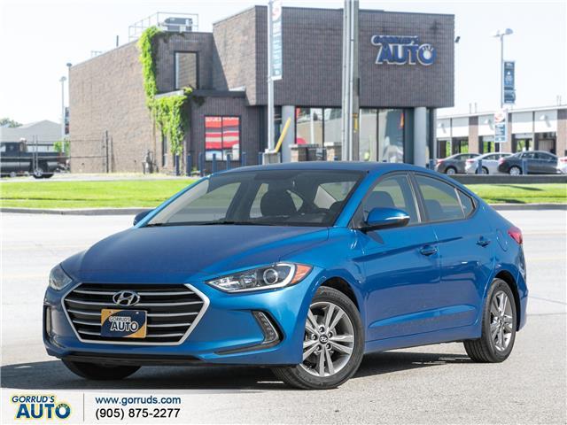 2018 Hyundai Elantra GL (Stk: 521348) in Milton - Image 1 of 20
