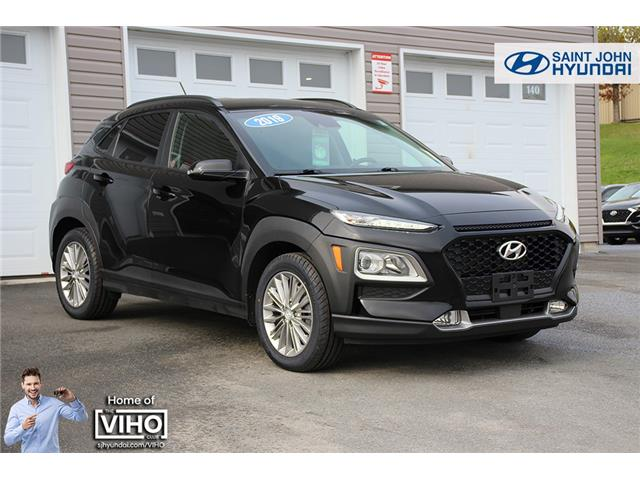 2019 Hyundai Kona 2.0L Luxury (Stk: U3192) in Saint John - Image 1 of 22