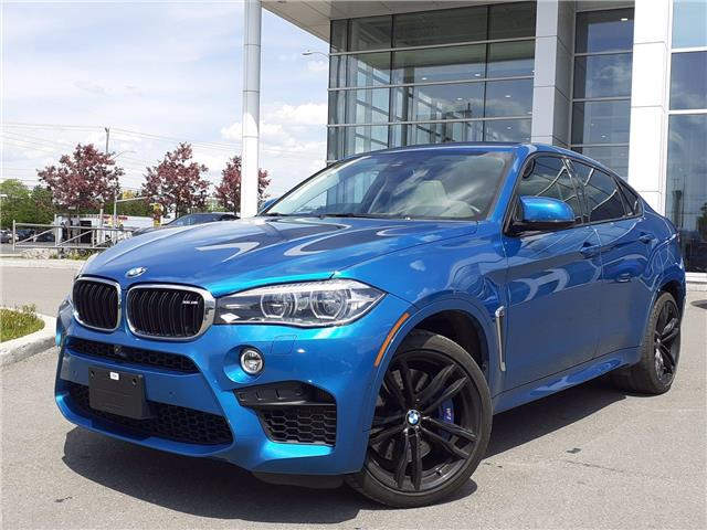 2017 BMW X6 M Base (Stk: 14354A) in Gloucester - Image 1 of 28
