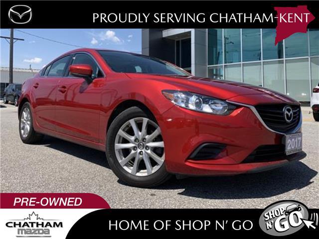 2017 Mazda MAZDA6 GS (Stk: UM2617) in Chatham - Image 1 of 28
