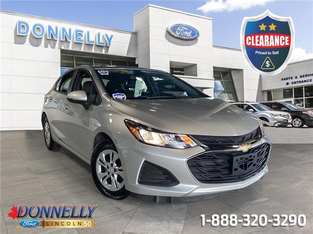 2019 Chevrolet Cruze LS 3G1BC6SM0KS617101 CLDUR6625 in Ottawa