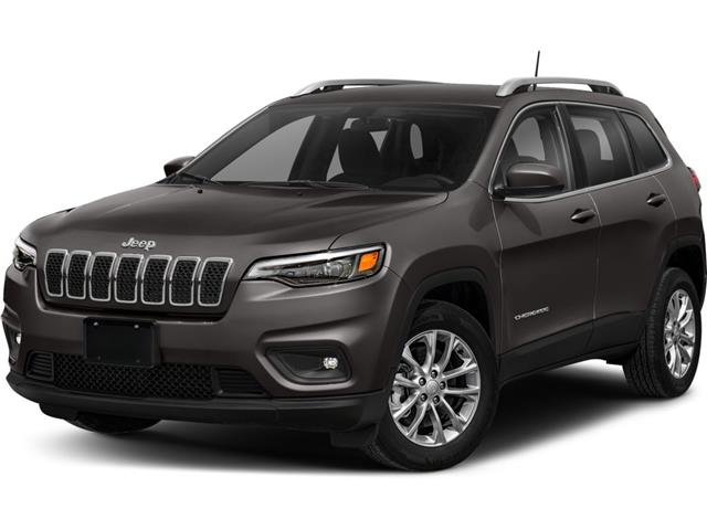 2021 Jeep Cherokee Altitude (Stk: ) in La Sarre - Image 1 of 4