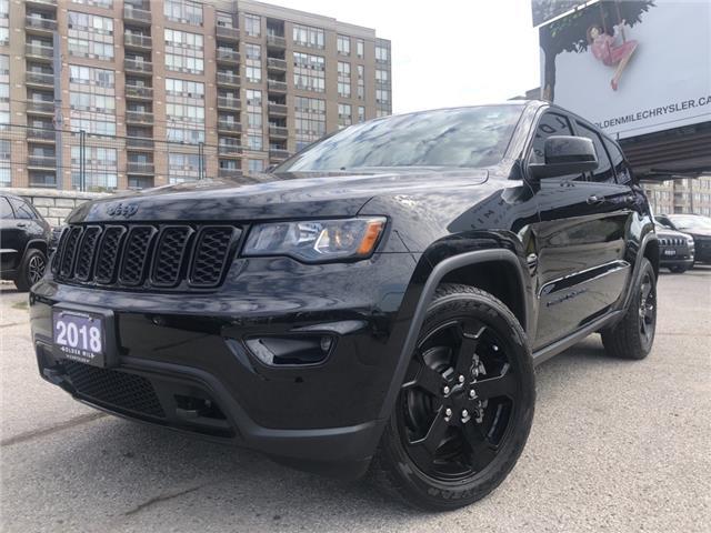 2018 Jeep Grand Cherokee Laredo 1C4RJFAG6JC373045 P5365 in North York