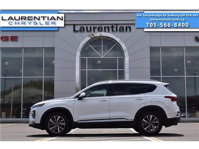 2019 Hyundai Santa Fe Preferred 2.0 (Stk: 21189B) in Greater Sudbury - Image 1 of 28
