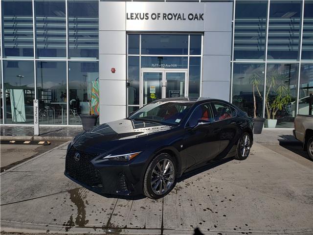 2021 Lexus IS 300 Base (Stk: L21346) in Calgary - Image 1 of 15