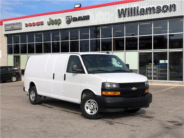 2019 Chevrolet Express 2500 Work Van (Stk: w6664) in Uxbridge - Image 1 of 1
