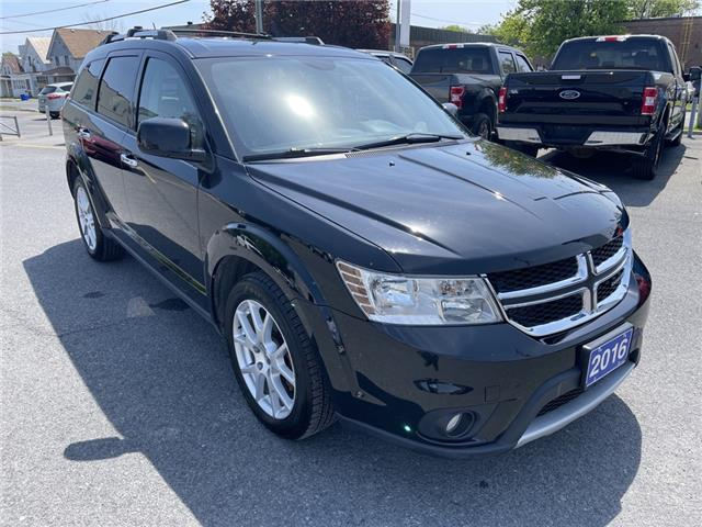 2016 Dodge Journey R/T (Stk: J1418A) in Cornwall - Image 1 of 29