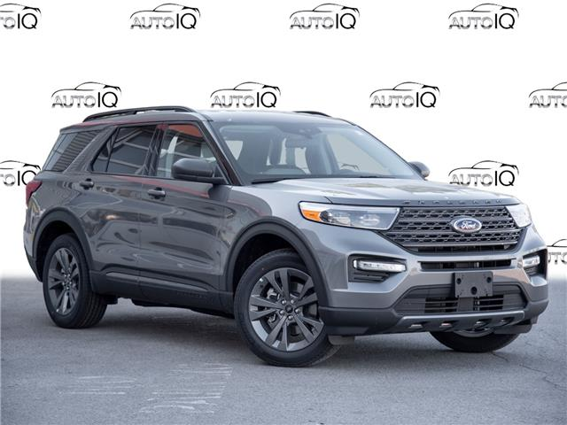 2021 Ford Explorer XLT (Stk: 21EX462) in St. Catharines - Image 1 of 24