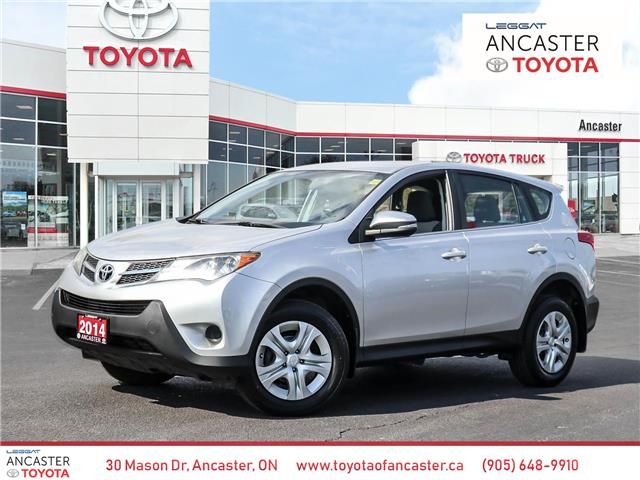 2014 Toyota RAV4  (Stk: 21331A) in Ancaster - Image 1 of 29