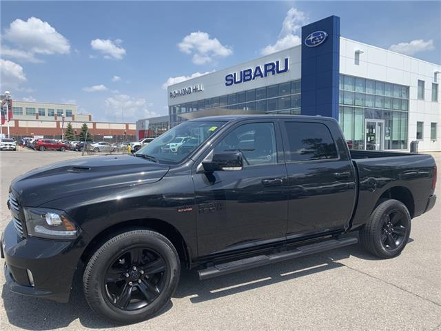 2017 RAM 1500 Sport (Stk: T35785A) in RICHMOND HILL - Image 1 of 26