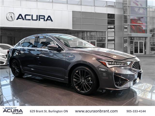 2020 Acura ILX Tech A-Spec (Stk: 20397) in Burlington - Image 1 of 14