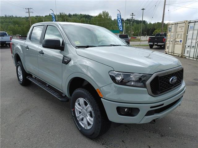 2021 Ford Ranger XLT (Stk: 21T080) in Quesnel - Image 1 of 14