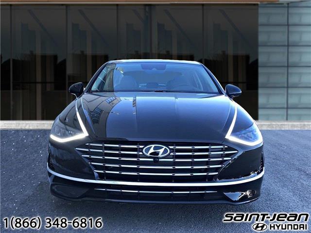2020 Hyundai Sonata Hybrid Ultimate (Stk: SH03521) in Saint-Jean-sur-Richelieu - Image 1 of 13