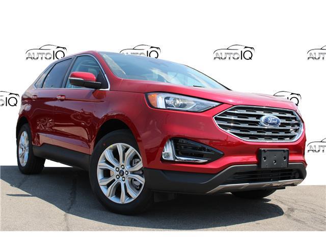 2021 Ford Edge Titanium (Stk: 210300) in Hamilton - Image 1 of 24