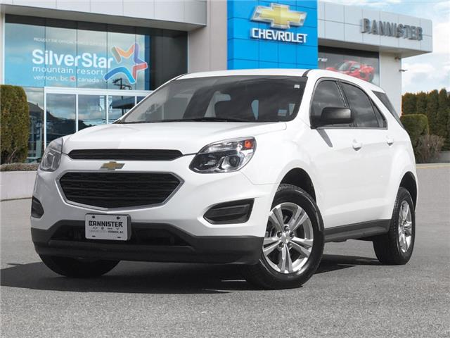 2016 Chevrolet Equinox LS (Stk: 21092A) in Vernon - Image 1 of 24