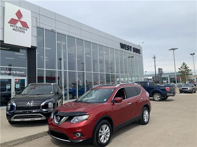 2016 Nissan Rogue SV (Stk: BM4149) in Edmonton - Image 1 of 27