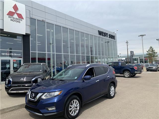 2017 Nissan Rogue SV (Stk: BM4133) in Edmonton - Image 1 of 24